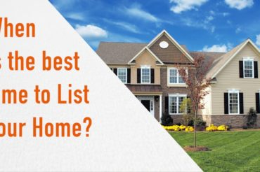 Best Time To List Your House