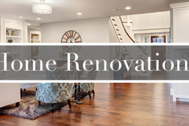 Don't Over Do It – With Home Renovations