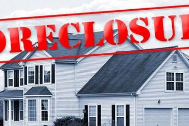 Foreclosures are up 80%