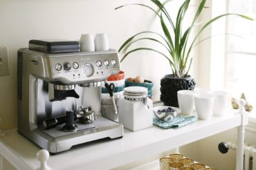 A Coffee Shop In Your House – Your Own Barista