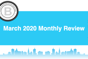 March 2020 Monthly Real Estate Review