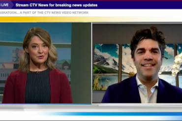 CTV News & Gregg Bamford May 2020
