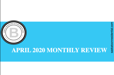 APRIL 2020 MONTHLY REAL ESTATE REVIEW