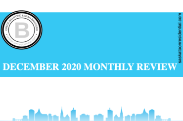 DECEMBER 2020 MONTHLY REAL ESTATE IN REVIEW
