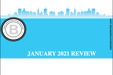 JANUARY 2021 MONTHLY REAL ESTATE IN REVIEW
