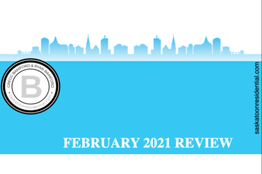 FEBRUARY 2021 MONTHLY REAL ESTATE IN REVIEW