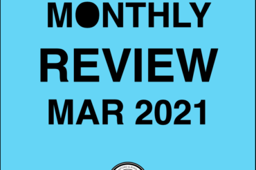 Change is on the horizon March 2021 Report