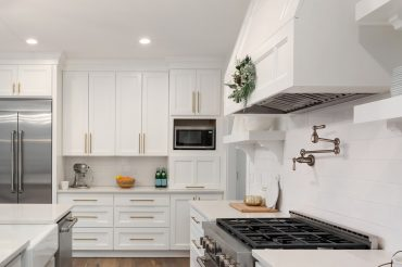 What's In A High-End Kitchen